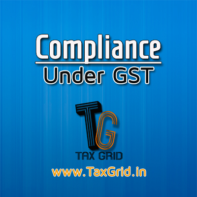 compliance under gst