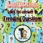short-questions gst