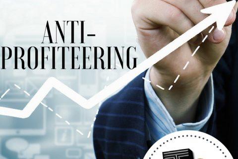TaxGrid Booklets – Anti-Profiteering