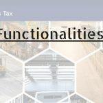 GST Portal Functionalities