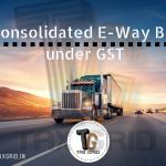 consolidated e-way bill